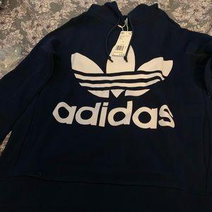 Adidas woman's sweatshirt